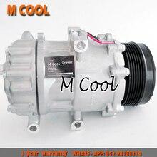High Quality VS16 AC Compressor For Ford GALAXY S-MAX WA6 2.0 2.3 6G9119D629DG 1435790 6G9119D629DB 6G9119D629DF 6G9119D629DD