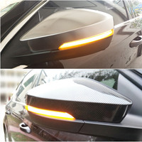 For Volkswagen VW T Roc T ROC T ROC 2018 2019 LED Dynamic Turn Signal Blinker Sequential Repeater Side Mirror Indicator Light