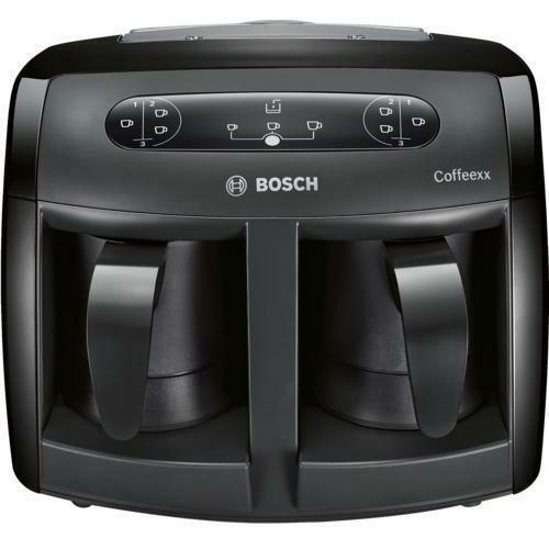 Bosch Coffeexx TKM3003 อัตโนมัติตุรกีกรีกกาแฟ Maker เครื่อง Kahve