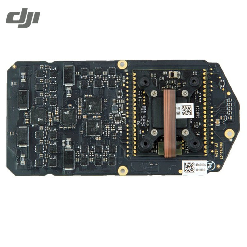 DJI Mavic Pro RC Camera Drone FPV Quadcopter Combo Spare Part Flight Controller ESC Board Circuit Board Module dji mavic pro rc helicopter drone gimbal stabilized 4k camera selfie fpv gps quadcopter vs zero dobby dji phantom 4