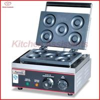 EG5O electric commerical desktop donut fryer baking making maker machine