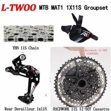 LTWOO X01 EAGLE GROUP SET BLACK 11-50T 11SPEED DRIVETRAIN SHIMAN0 DRIVER CASSETTE
