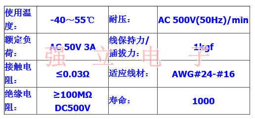 الأصلي الجديد 100% WP4-3 اتصال محطة المشبك 4 الشيخوخة اتصال المشبك 4 المشبك 4 فراشة اختبار المشبك كليب الصوت
