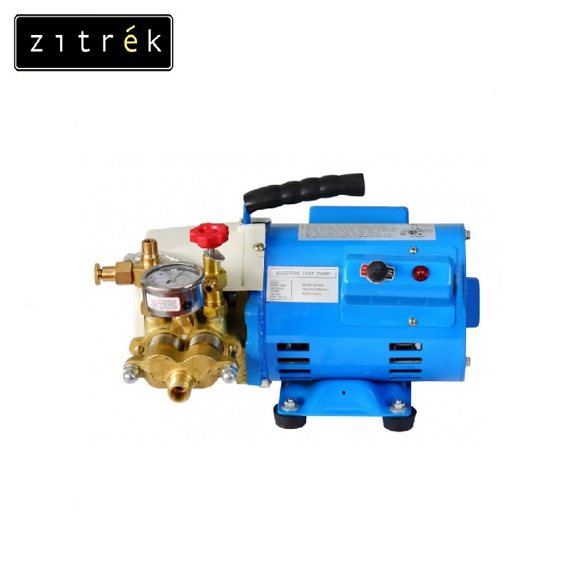 c69035fffa Electropressor Zitrek DSY-6-60A (6l / min) Pipeline leak testing Put under  pressure Subject to a electric test