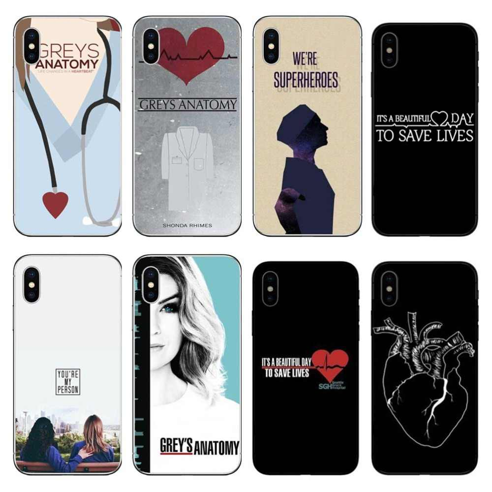 You're My Person  Coque For iPhone 11 Pro MAX 5S SE 6 6SPlu 7 8Plus X XR XS MAX Greys Anatomy TPU Soft Silicone Case Cover Case