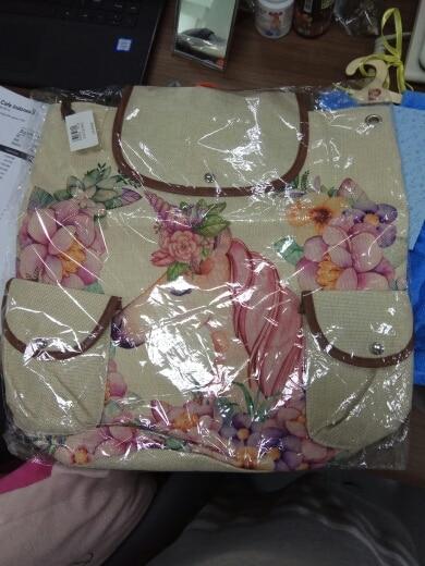 Fresh Design Unicorn Printing Backpacks photo review