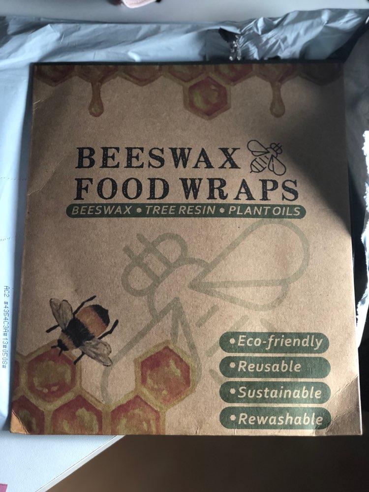 Reusable Beeswax Food Wrap