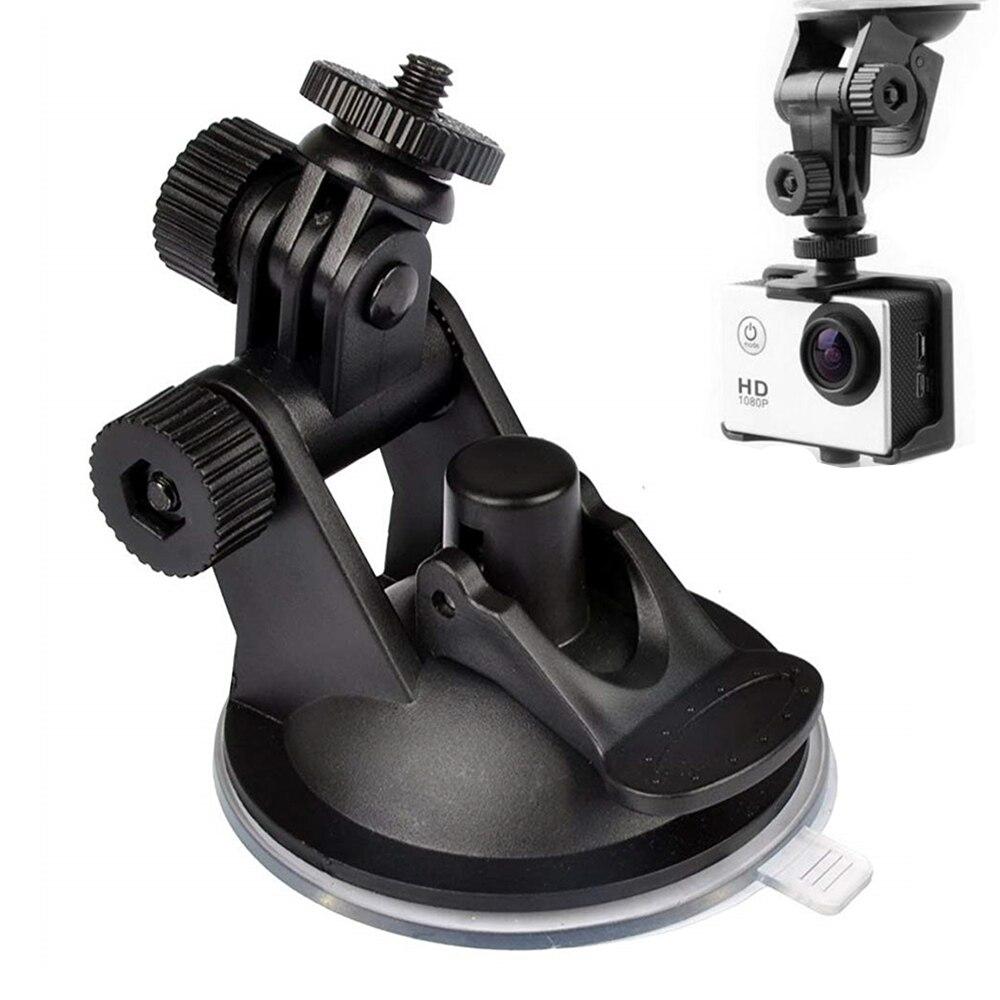 شفط كأس ل gopro اكسسوارات عمل كاميرا عمل كام اكسسوارات ل سنادات بالسيارة الزجاج monopod حامل عقد