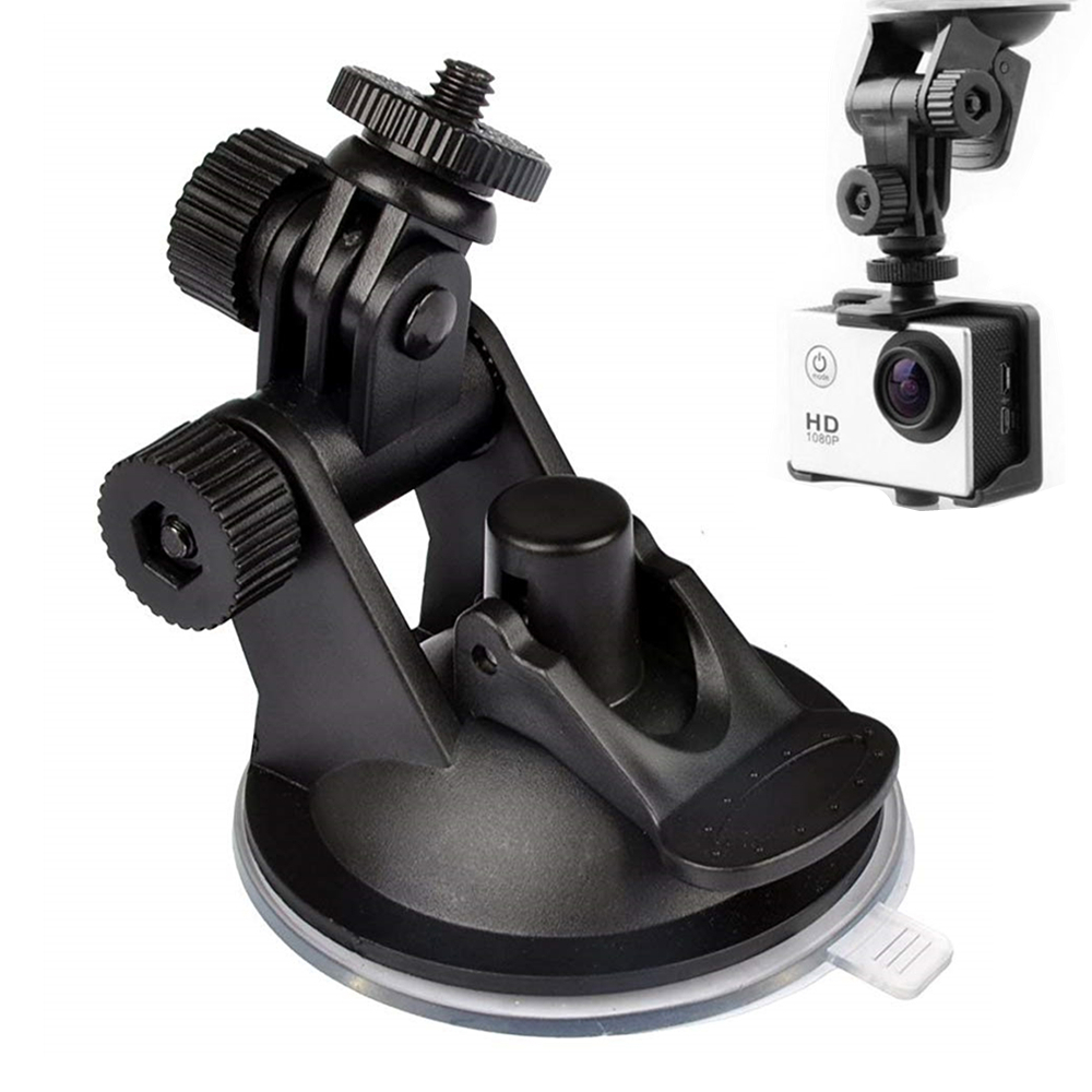 Suction Cup For Gopro Accessories Action Camera Action Cam Accessories For Car Mount Glass Monopod Holder Holding