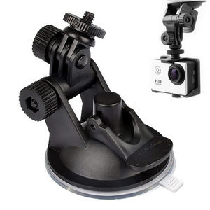 Suction-Cup Monopod-Holder Cam-Accessories Glass Car-Mount Holding Gopro