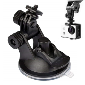 Suction cup for gopro accessor