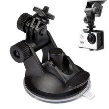 Ventosa para câmera de ação gopro, acessórios para câmera de ação, suporte de vidro monopé