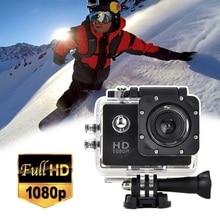 2017 dveetech Водонепроницаемый действие Камера Wi-Fi 1080 P Full HD подводный Cam Спорт Мини Портативный Велосипедные шлемы Камера