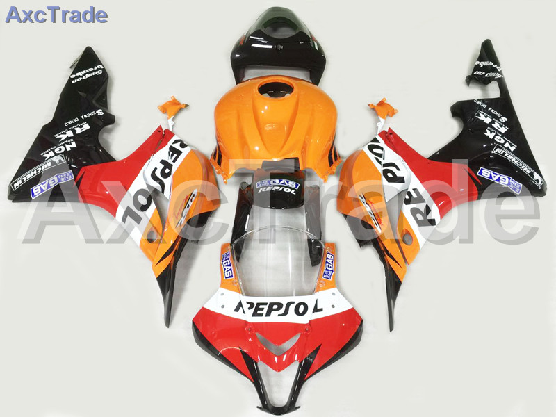 Motorcycle Fairings For Honda CBR600RR CBR600 CBR 600 RR 2007 2008 07 08 F5 ABS Plastic Injection Fairing Bodywork Kit Black 150 injection mold fairing for honda cbr1000rr cbr 1000 rr 2006 2007 cbr 1000rr 06 07 motorcycle fairings kit bodywork black paint