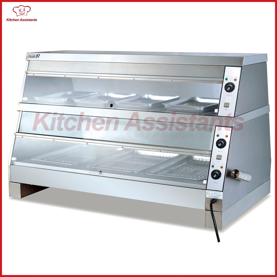 DH6P display food warmer for KFC restaurant-in Bread Makers from ...