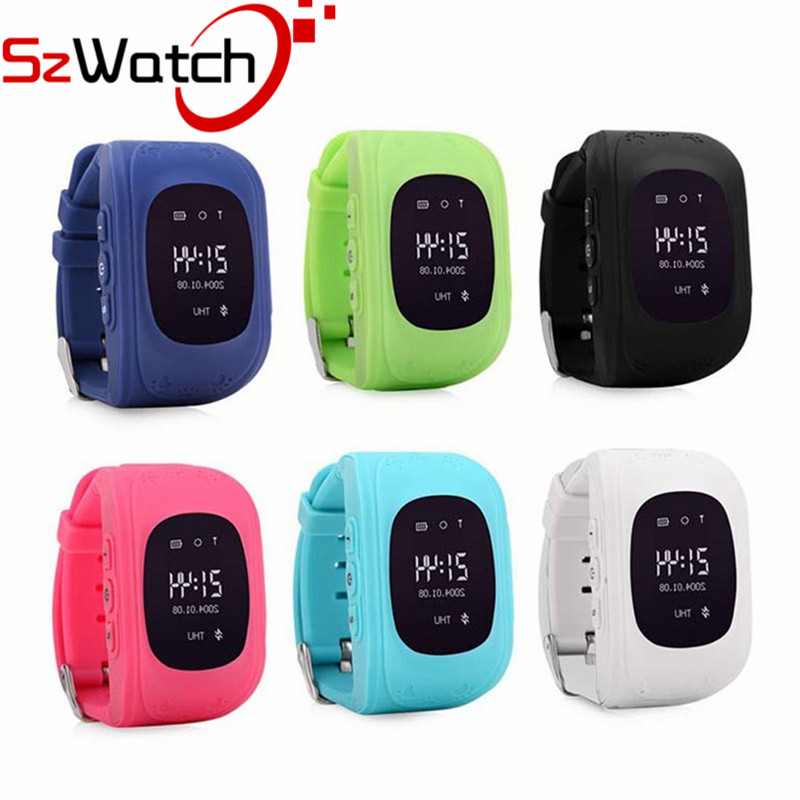 SzWatch Q50 Smart watch Children Kid Wristwatch GSM GPRS GPS Locator Tracker Anti-Lost Smartwatch Child Guard for iOS Android q50 gps smart baby phone watch q50 children child kid kids wristwatch gsm gprs gps locator tracker anti lost smartwatch watch