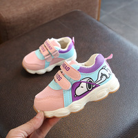 2016 Fashion New Brand Lighted Baby Girls Boys Shoes Lovely Cool High Quality Kids Shoes Comfortable