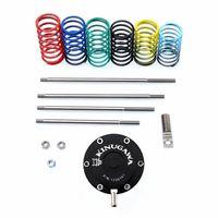 Kinugawa Adjustable Turbo Wastegate Actuator w/ 6 x spring & 4 x Rod for Universal