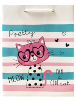 Paper bag for baby and adult who likes единорогов and other cute animal for gifts and surprises