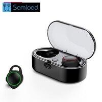 Samload TWS Bluetooth Earphone True Wireless Stereo Wireless 3D Stereo Mini Headphones Headset In Ear Earbuds