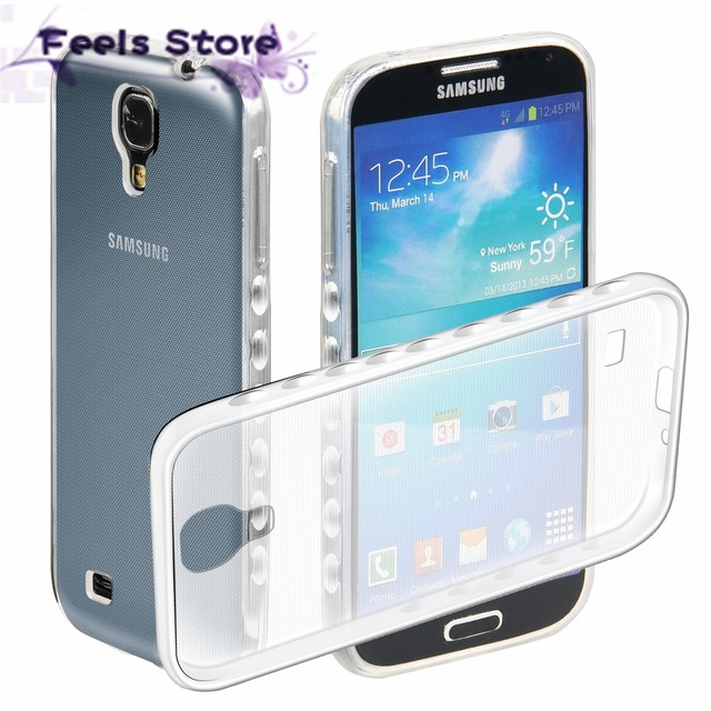 for Samsung Galaxy S4 S 4 9500 Duos GT-i9500 GT-i9505 Case Phone Silicone TPU Back Cover for Samsung Galaxy S4 mini GT-i9190 GT