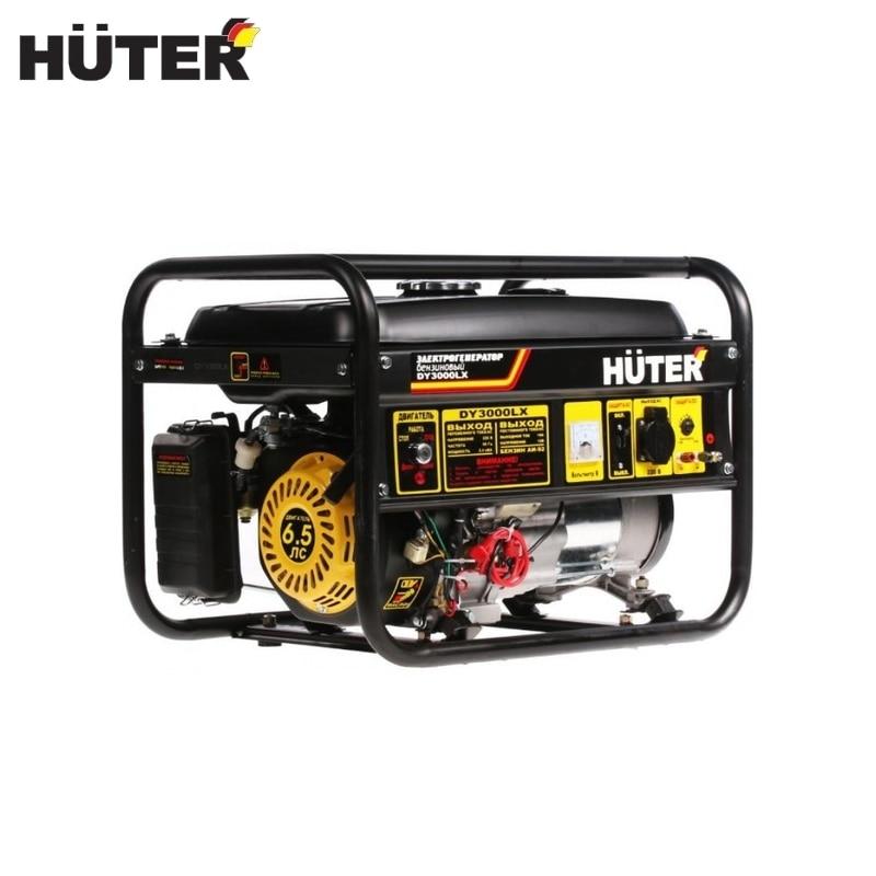 Electric generator HUTER DY3000LX - electric starter цена