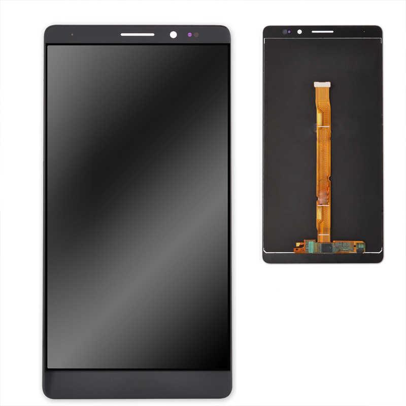 عرض LCD مجموعة المحولات الرقمية لشاشة تعمل بلمس استبدال لهواوي زميله 8 L09/L29/AL10/DL00/TL00/CL00 w /إصلاح أدوات