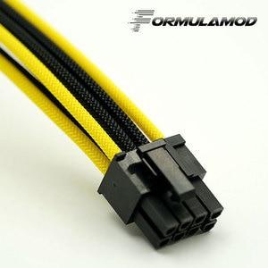 Image 4 - FormulaMod Fm CPU8P C, CPU 8Pin Power Verlängerung Kabel, Motherboard 18AWG 8Pin Multicolor Passenden Verlängerung Kabel