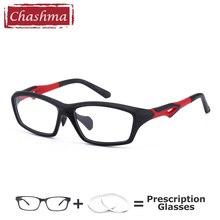 Sport Eyeglasses TR90 Anti Glare Reflective Prescription Glasses for Men Photochromic Myopia Presbyopia Frame