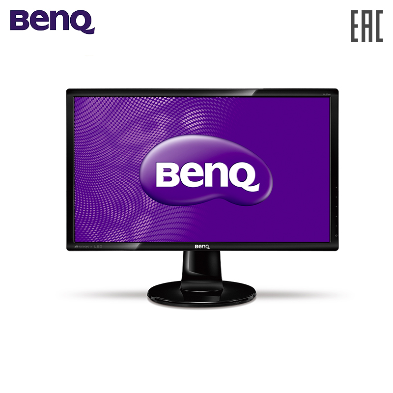 Фото - Monitor Benq 27 GL2760H Black computer display sunding sd 563b 27 functions bike computer