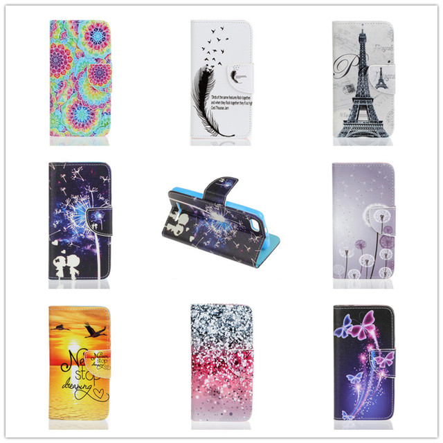 Plum Magnetic PU Leather Wallet Flip Stand Case Cover For Coque wiko lenny 3 Mobile phone Case FreeShipping For wiko lenny3 case