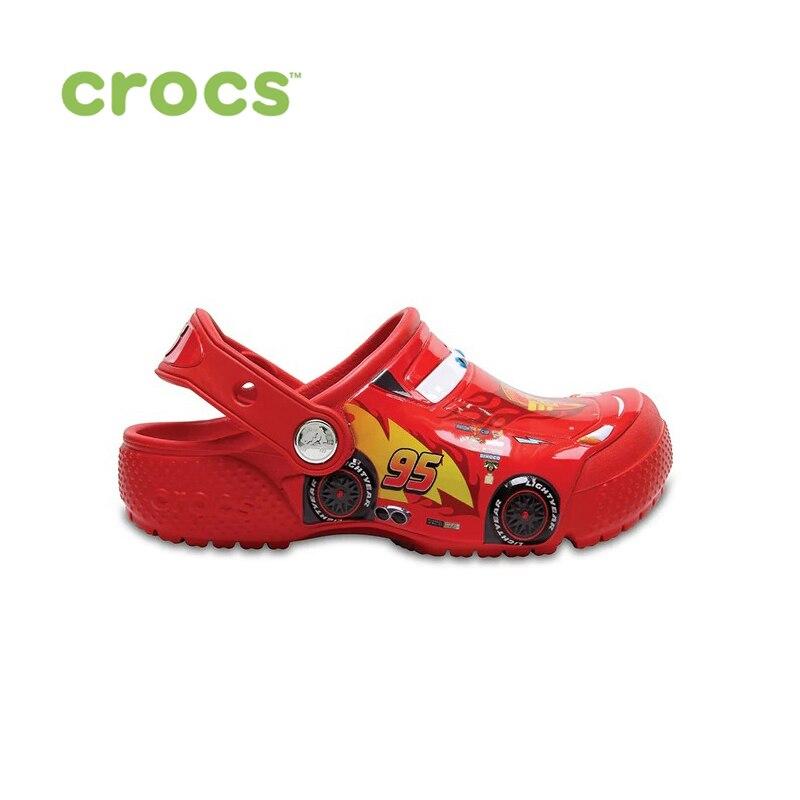 CROCS CrocsFunLab Cars Clog K KIDS| |   | АлиЭкспресс