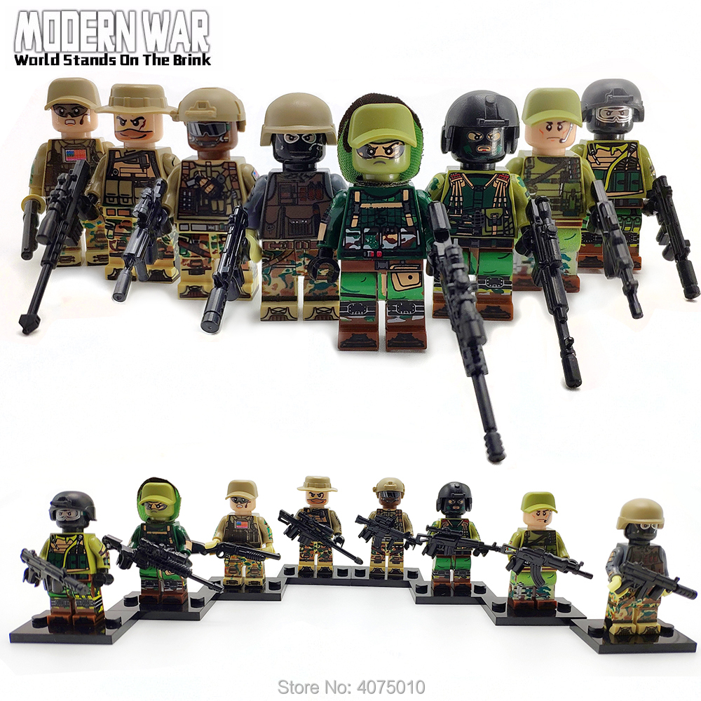 Russian, Army, Marine, Figures, Soldier, Gift