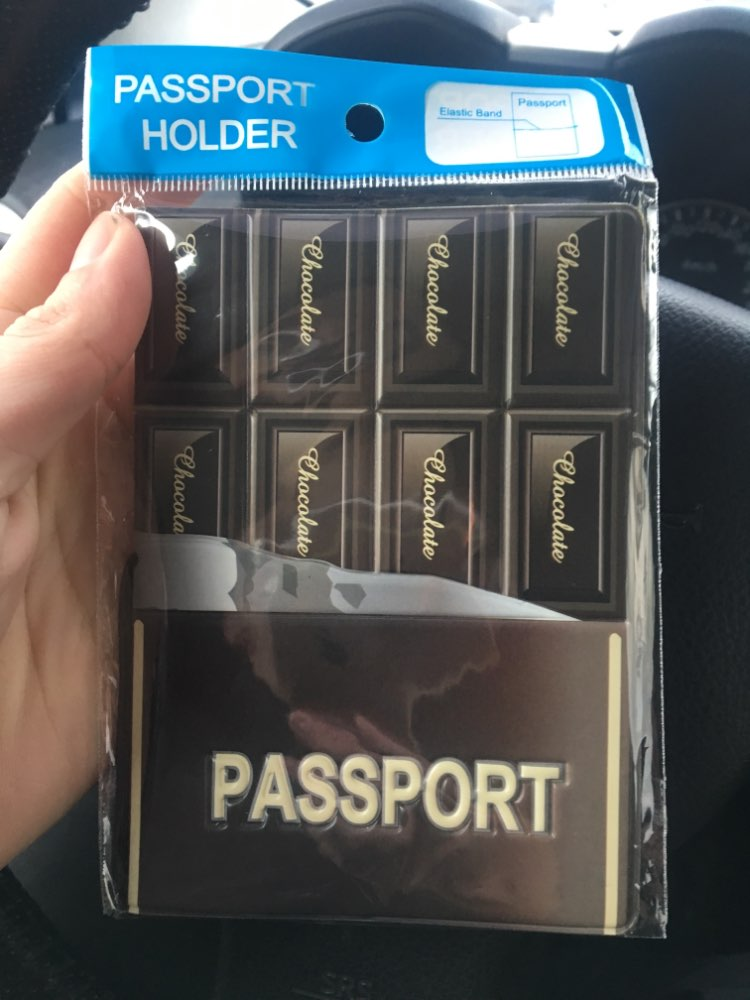 Groothandel 22 stijlen paspoort houder lederen paspoort Cover voor reizen, kaarthouder tas 14 * 9.6cm, I Love Travel photo review