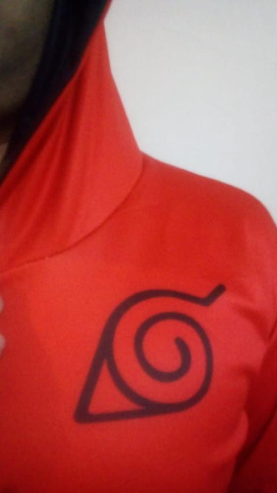 Naruto Fire Hoodie (4 types) photo review