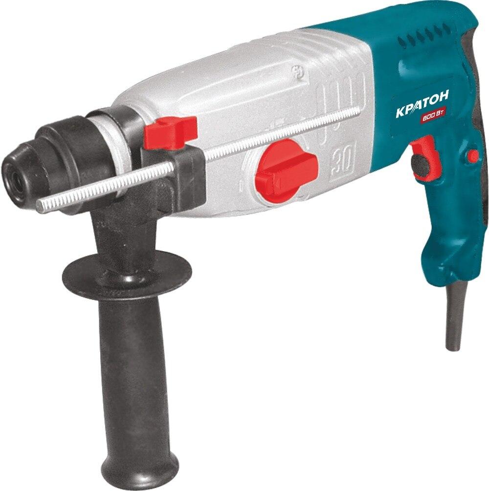 Rotary hammer KRATON RHE-800-30 перфоратор кратон rhe 800 30
