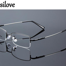 Eyesilove metal Finished myopia glasses Nearsighted Glasses