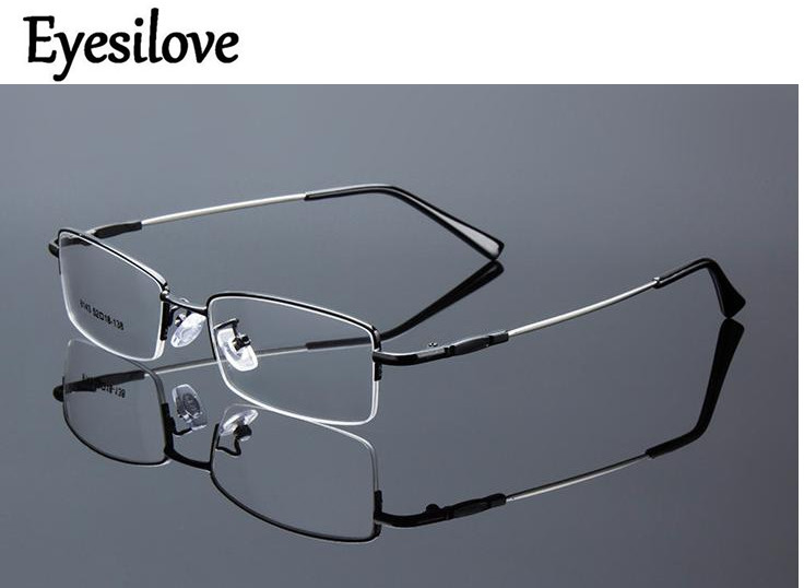 b9642b0829 Eyesilove metal Finished myopia glasses Nearsighted Glasses prescription  glasses for men women eyewear diopter from -0.5 to -8.0 -  a.mariuszkobiela.me
