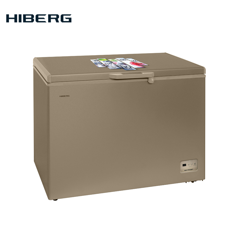 Chest freezer HIBERG PF 32L4 NFG with NO FROST