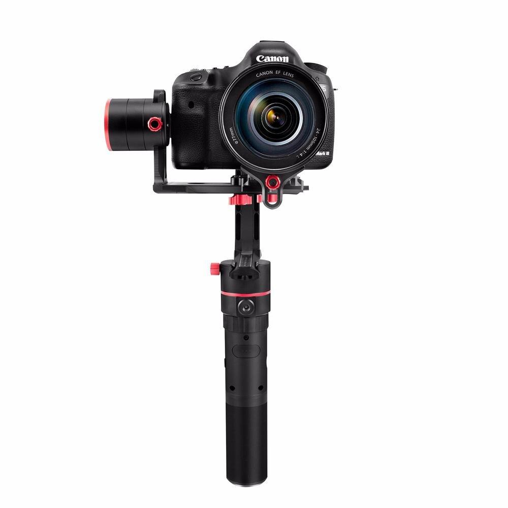 FeiyuTech Feiyu a2000 3-Axis Gimbal Stabilizer for Canon 5D Series, SONY A7 Series a6500, Panasonic GH4/GH5 250-2000g Cameras feiyu fy mg lite 3 axis gimbal for sony nex 5n nex 7 n series sony a7rii ilce 7r ilce 5100 panasonic lumix gh4 canon fy mg lite