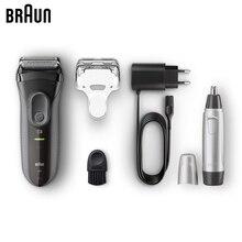 Электробритва Braun ProSkin 3 + Триммер Ear&Nose 3000s