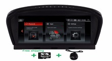 BMW E60 E61 E63 E64 M5 DVD Player Car Dvd Gps HD1028*480 , iDrive Steering wheel support all original function