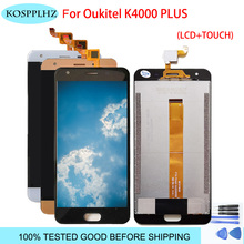 LCD Display Touch Screen For oukitel k4000 plus Phone Mobile
