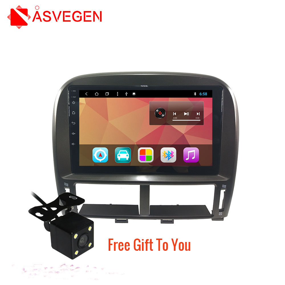 <font><b>Android</b></font> 8.1 <font><b>Car</b></font> Multimedia Player For Lexus LS430 9 inch <font><b>RAM</b></font> <font><b>2G</b></font> ROM 32G GSP Multimedia Stereo Auto Radio Unit Player 1999-2006 image