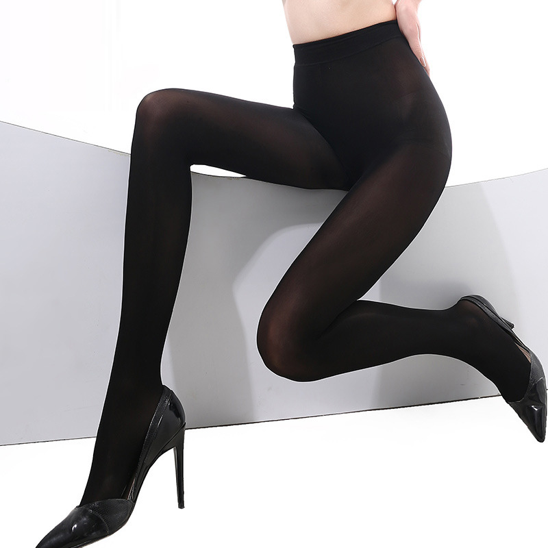 Doyeah Women's Super Fashion tights 50D shining Shaping Pantyhose line crotch sexy dance nightclub Charming brilliance stockings