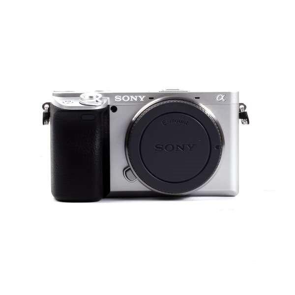 New Sony Alpha a6400 Mirrorless Digital Camera Body Only 4K Wi-Fi - Silver