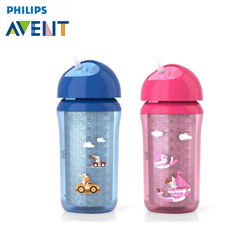 Insulated Straw Cup Philips Avent SCF766/00