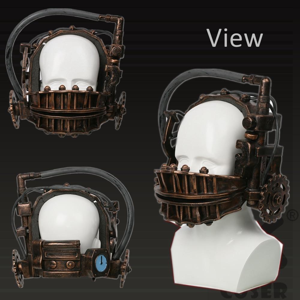 Bronze Mask Horror Trap 4