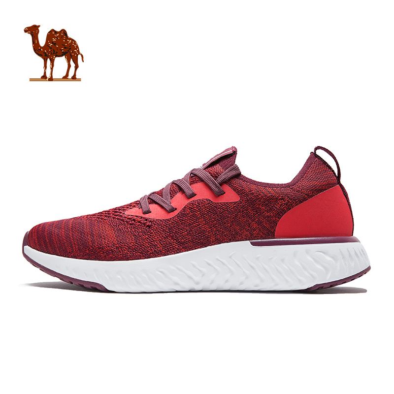 CAMEL Women Running Shoes Fashion Comfortable Breathable Sports Shoes Sneakers For Athletic Outdoors Men s Sport