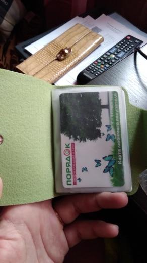 Leuke 20 Bits kaart-ID houders Case PU lederen functie visitekaarthouder Vrouwen Credit paspoort kaart zak paspoort Card portemonnee photo review